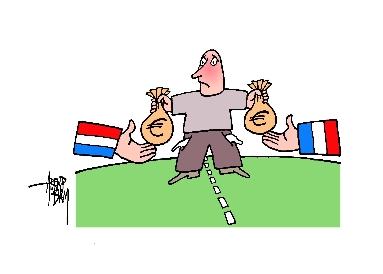 bestellen nederlands frans