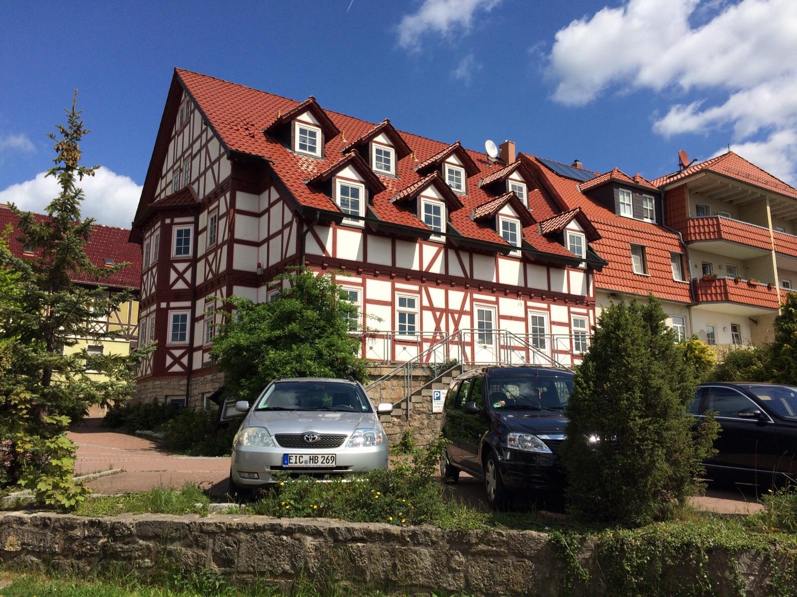 prachtig voormalig hotel in duitsland te koop o a