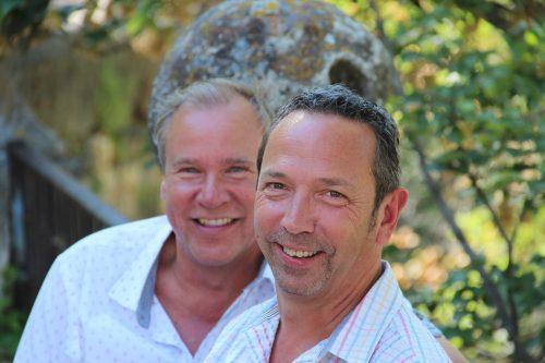 Arie Lengkeek en Willy Brouwers Emigreren