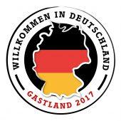 Gastland Duitsland-NL en DE